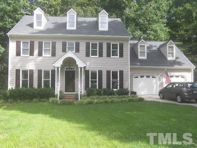 Single Family Home For Sale: 110 Dorchester Pines Court