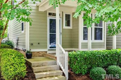 Apex Townhouse Contingent: 1525 Town Home Drive