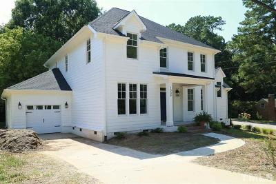 North Hills Single Family Home For Sale: 1009 Currituck Drive