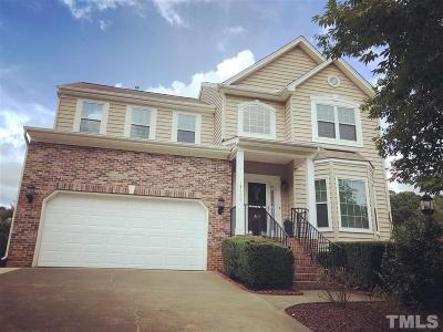 Single Family Home Pending: 3205 Orchestra Court