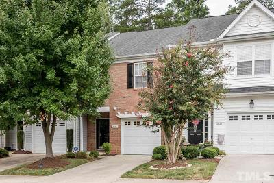 Raleigh Townhouse Contingent: 2935 Winding Waters Way