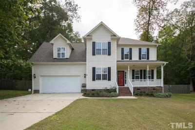 Johnston County Rental For Rent: 218 Susan Drive