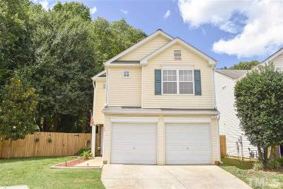 Holly Springs Single Family Home For Sale: 157 Lacombe Court