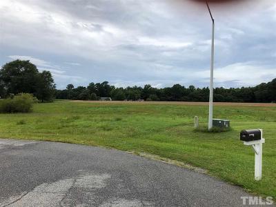 Harnett County Residential Lots & Land For Sale: 65 John White Road