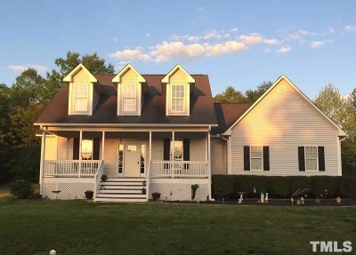 Johnston County Rental For Rent: 236 Vinson Ridge Lane
