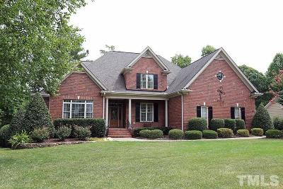 Clayton Single Family Home For Sale: 146 Watrus Drive