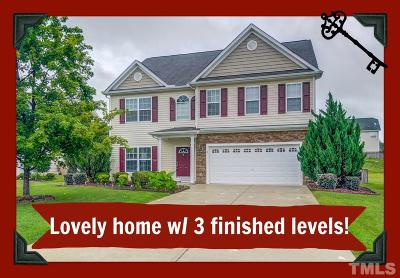 Clayton Single Family Home For Sale: 12 Drexel Court