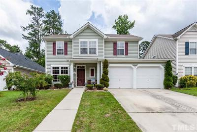 Rolesville Single Family Home Pending: 637 Ashbrittle Drive