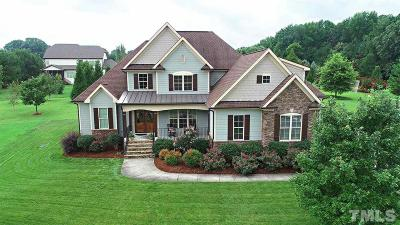 Wake Forest Single Family Home Contingent: 1005 Ledbury Way