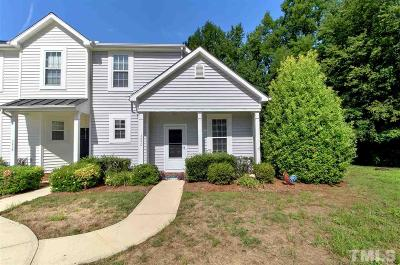 Apex Townhouse Pending: 3040 White Cloud Circle