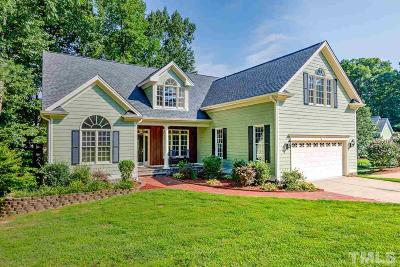Fuquay Varina Single Family Home For Sale: 5400 Willow Bridge Lane
