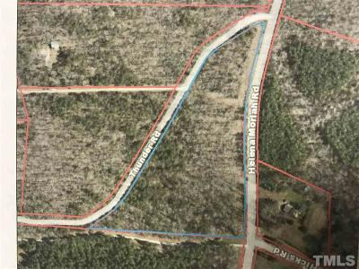 Rougemont Residential Lots & Land For Sale: Lot 1 Thunder Road