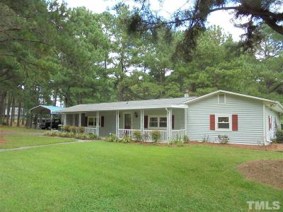 Creedmoor Single Family Home Contingent: 1570 Munns Road