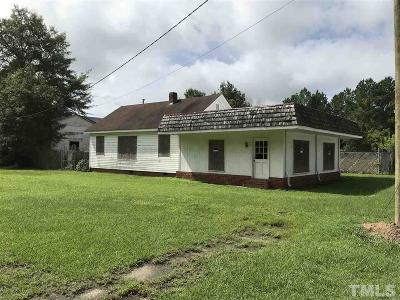 Harnett County Commercial For Sale: 506 N McKay Avenue