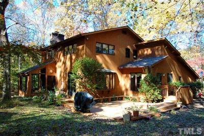 Orange County Single Family Home For Sale: 4732 Jackson Bottom Road