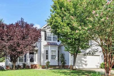 Morrisville Single Family Home Contingent: 125 Gratiot Drive