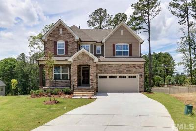 Apex Single Family Home For Sale: 2417 Jester Drive #30