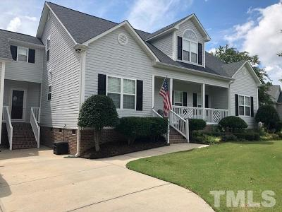 Johnston County Single Family Home For Sale: 311 Jamison Drive
