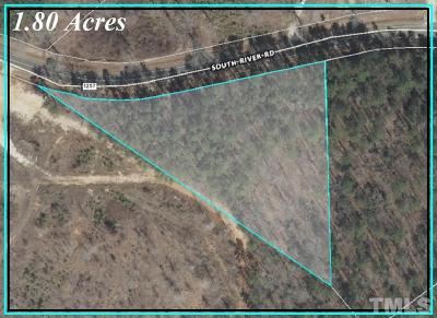 Harnett County Residential Lots & Land For Sale: Lot 1 South River Road