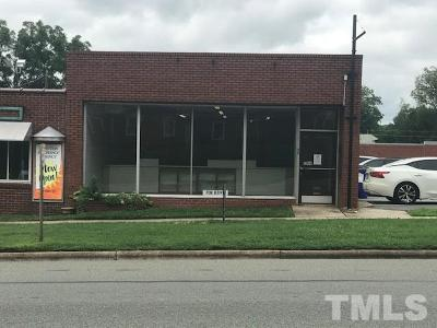 Chatham County Commercial For Sale: 90 East Street