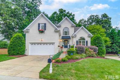 Raleigh Single Family Home Contingent: 10405 Rocky Ford Court