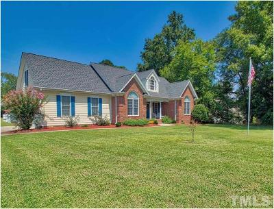 Holly Springs Single Family Home For Sale: 4528 Birnamwood Court