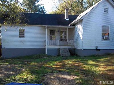 Hillsborough Single Family Home For Sale: 902 Benton Street