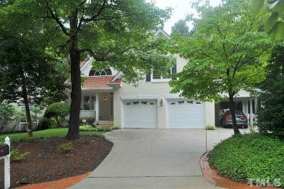 Raleigh Single Family Home For Sale: 8525 Caldbeck Drive