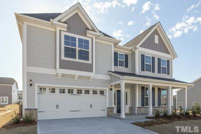 Knightdale Single Family Home For Sale: 4611 Lazy Hollow Drive #Lot 148