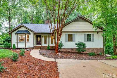 Holly Springs Single Family Home For Sale: 4601 Briarglen Lane