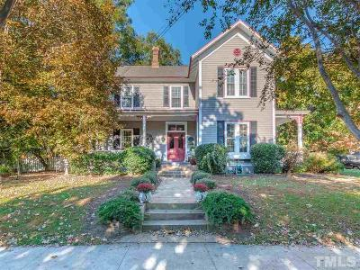 Wake Forest Single Family Home For Sale: 239 N Main Street