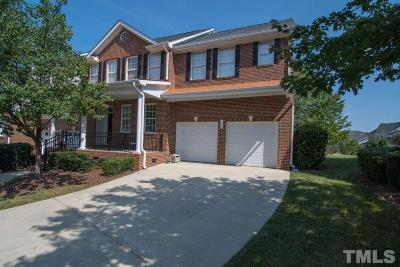Cary Park Townhouse For Sale: 131 Alden Village Court