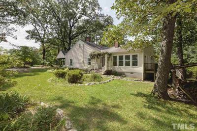 Fuquay Varina Single Family Home For Sale: 7328 Sunset Lake Road