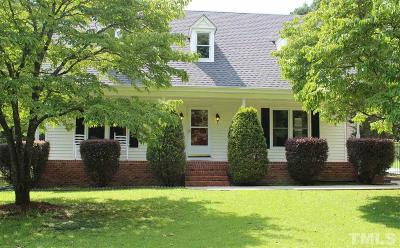 Fuquay Varina Single Family Home For Sale: 8112 Stillbreeze Drive