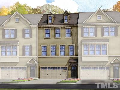 Apex Townhouse Pending: 932 Dalton Ridge Place