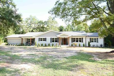 Harnett County Single Family Home Pending: 125 River Road
