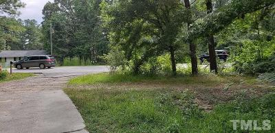 Wake County Residential Lots & Land Contingent: 2213 E Williams Street