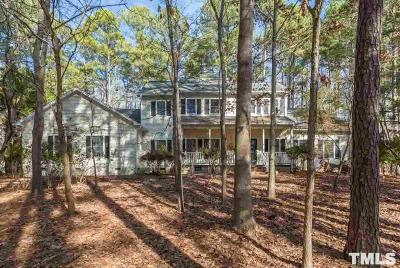 Chatham County Single Family Home For Sale: 708 Spindlewood