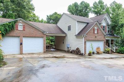 Raleigh Single Family Home For Sale: 5409 Aztec Drive