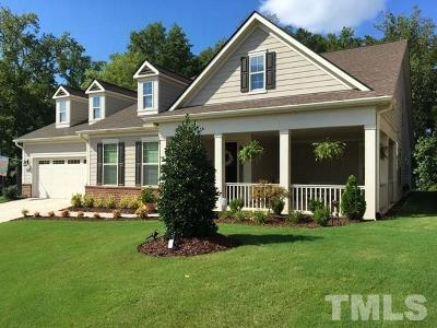 Durham Single Family Home For Sale: 1022 Bookmark Trail