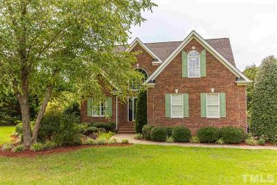Angier Single Family Home For Sale: 5321 Old Stage Road