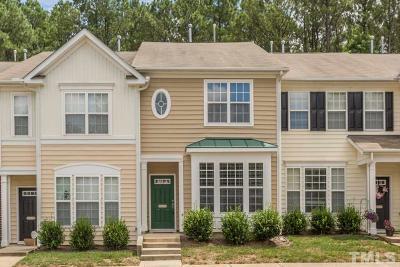 Townhouse Contingent: 4528 Sugarbend Way