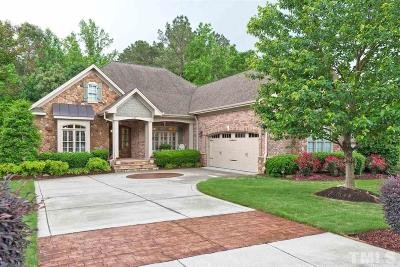 Wake Forest Single Family Home For Sale: 652 Walters Drive