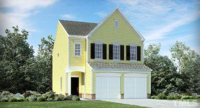 Durham Single Family Home Pending: 1025 Homecoming Way