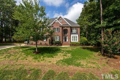 Zebulon Single Family Home For Sale: 1405 Wakefield Farm Road