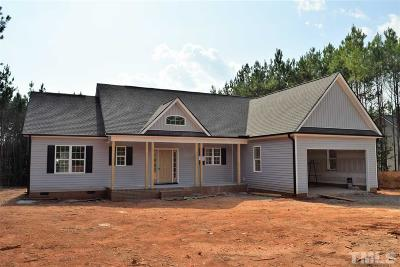 Franklinton Single Family Home For Sale: 185 Tom Wright Road