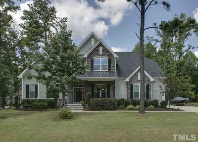 Wake Forest Single Family Home For Sale: 2409 Sterling Crest Drive