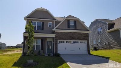 Johnston County Rental For Rent: 24 N Stonehaven Drive