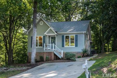 Wake Forest Single Family Home Pending: 118 Andrew Court