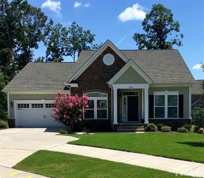 Wake Forest Single Family Home For Sale: 1317 Endgame Court
